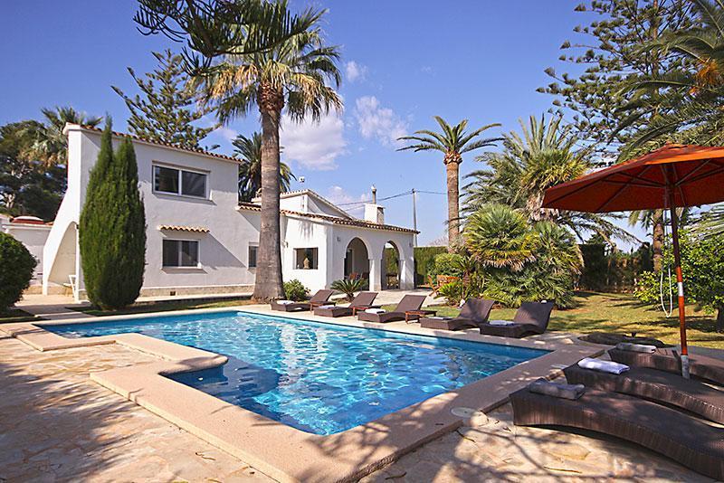 Las Marinas 8 - Image 1 - Denia - rentals