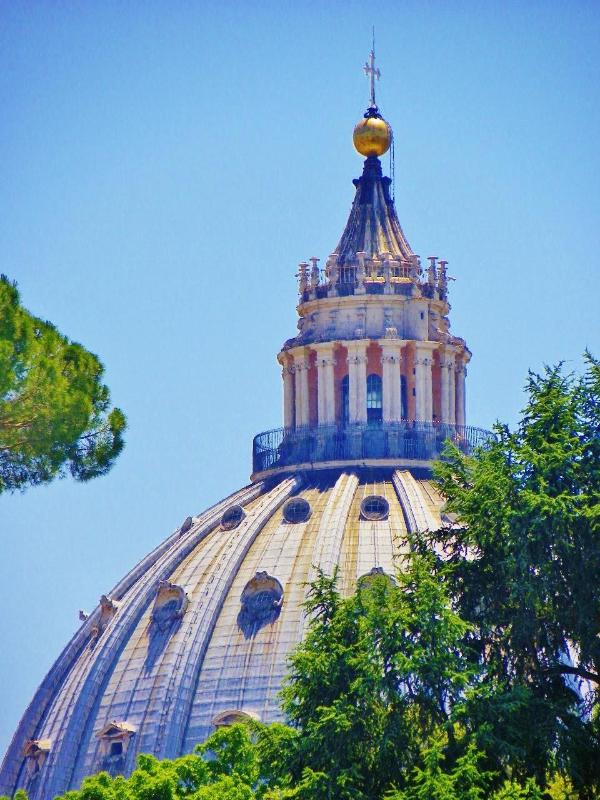 ST. PETER'S - view from the floor - Roma Style - SISTINE CHAPEL-SPECIAL LAST SECOND !! - Rome - rentals
