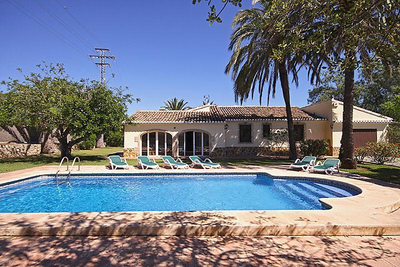 Villa Nathalie 4 - Image 1 - Javea - rentals