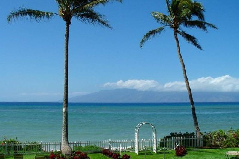Homey and spacious with the ocean just 77 steps away. - Maui Beachfront Dream - Lahaina - rentals