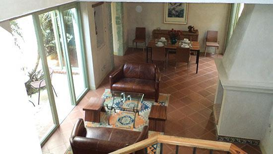 Open Concept Salon - Luxury Apartments in The Heart of Colonial Antigua - Antigua Guatemala - rentals