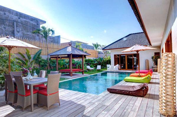 Luxury 3 Bedroom Villa, Petitenget, Seminyak - Image 1 - Seminyak - rentals