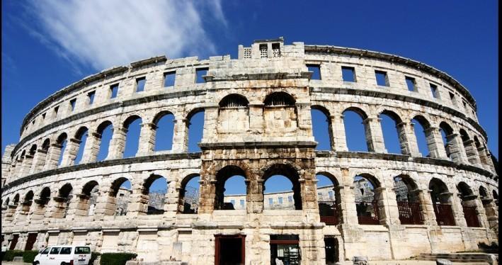 Apartment Arena (4) - Roman style holiday PROMOTIO - Image 1 - Medulin - rentals