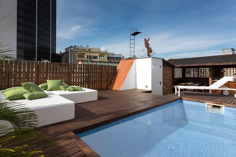 Balmes Apt. - Image 1 - Barcelona - rentals
