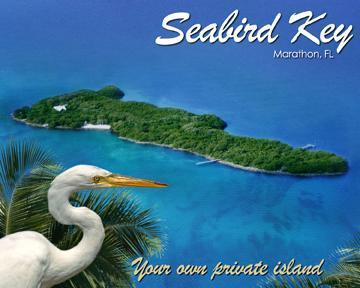Seabird Key, Your Own Private Island!  The entire island all yours with 10 acres of beauty + boat. - Private Island Rental with 19' Boat, Seabird Key - Marathon - rentals