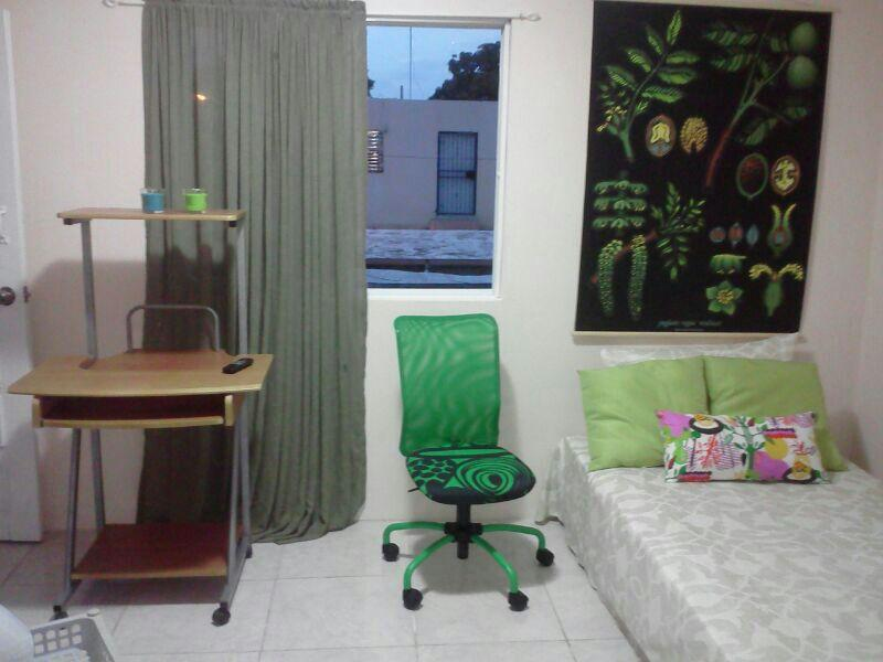 Bed - Studio Apartment in Santo Domingo city - Santo Domingo - rentals