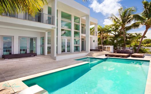 Pool - Villa Farfalla - Miami Beach - rentals