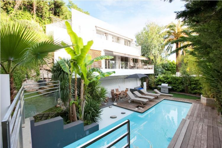 Villa Albert 6 Bedroom Cannes Home with a Pool and Terrace - Image 1 - Cannes - rentals