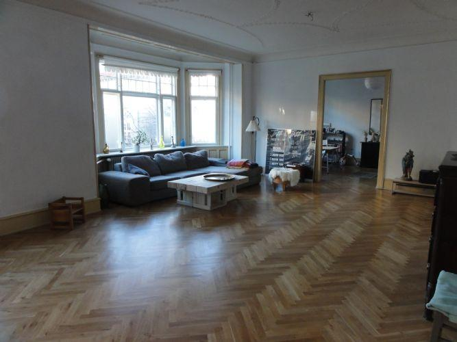 Forchhammersvej Apartment - Large Copenhagen apartment near Forum metro - Copenhagen - rentals