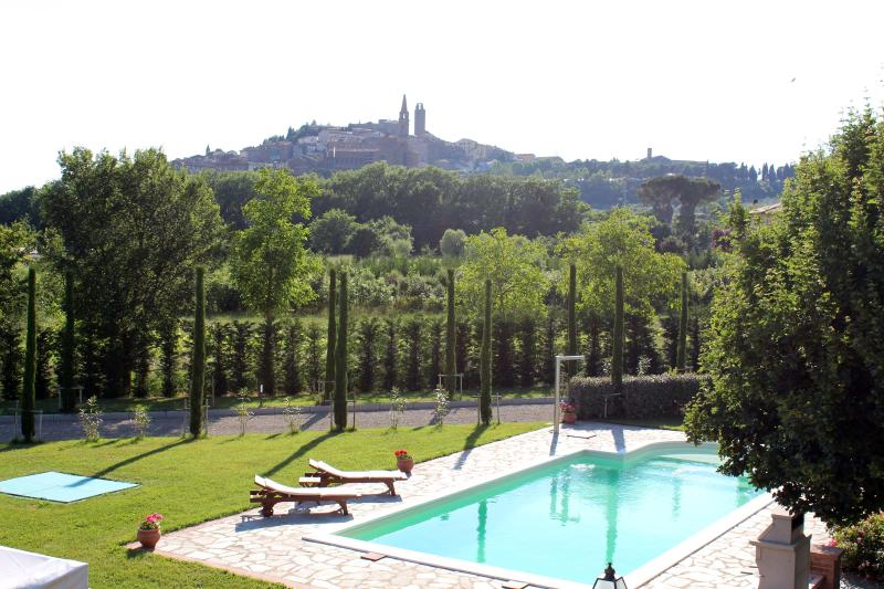 Exceptional,  Luxury Tuscan Vacation Home. - Image 1 - Castiglion Fiorentino - rentals