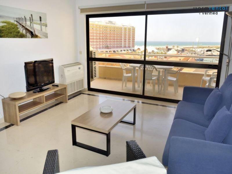Living Room  - Bhangra Aqua Apartment - Vilamoura - rentals