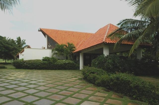 Villa Entry View - La Romana, Dominican Casa Campo Almendros Villa IV - La Romana - rentals