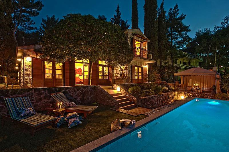 Luxury villa Rustica Hvar for 10 people - Image 1 - Jelsa - rentals