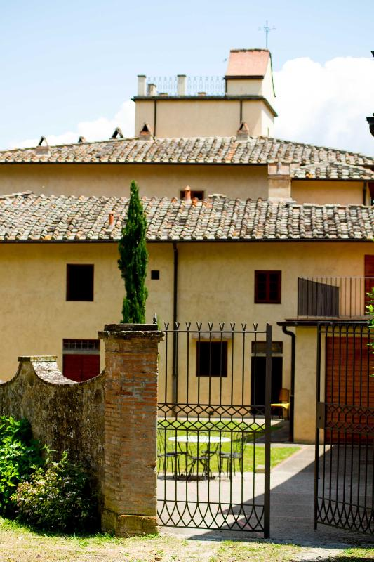 country apartment in a vineyard - chianti tuscany - Image 1 - Greve in Chianti - rentals