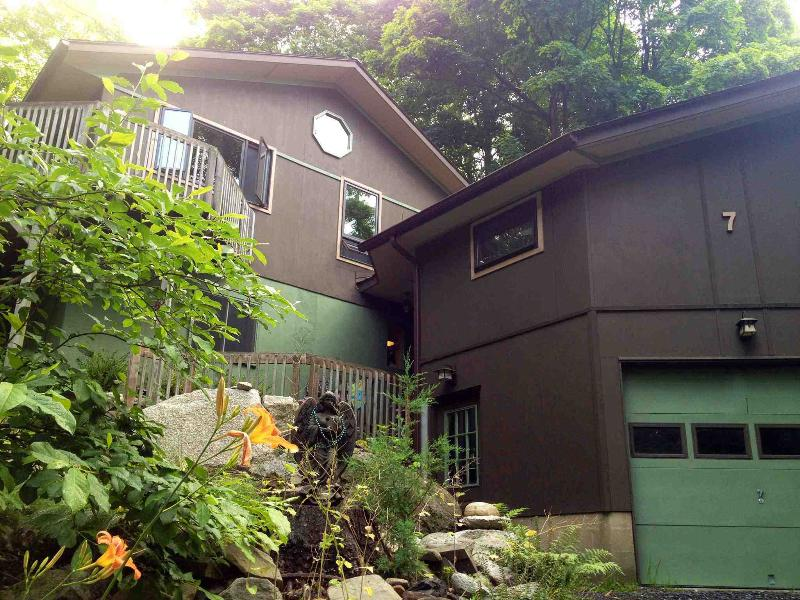The Mountainside Haven, a peaceful New Paltz Getawat - Peaceful Mountainside House - New Paltz - rentals