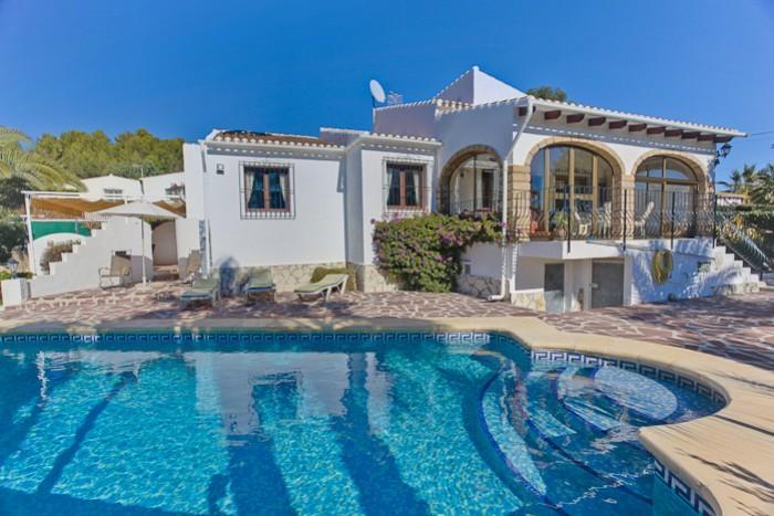 Villa Miguel Cabrera - Sleeps 6 - Image 1 - Javea - rentals