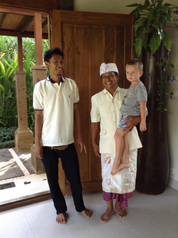 Agus, and Putu - Pondok Puspa Bali Bungalow Getaway - Tabanan - rentals