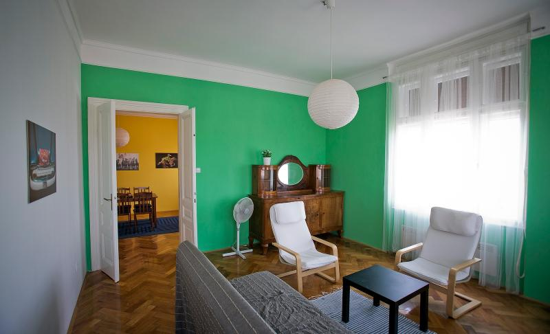 Charming Apartment in a villa - Image 1 - Pula - rentals