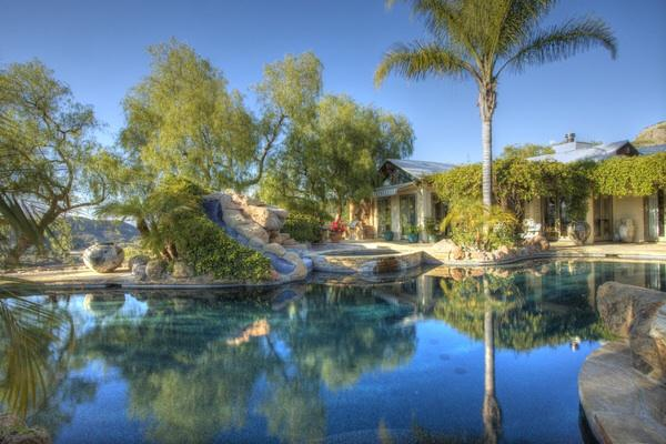 Hidden Oasis in the Malibu Wine Trail - Image 1 - Malibu - rentals