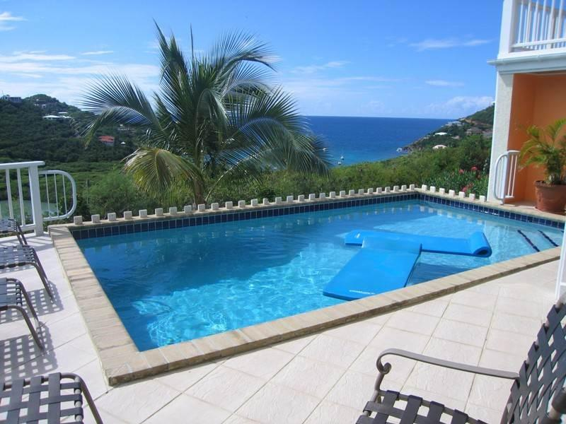 Crystal Seaview: Incredible Caribbean Vistas! - Image 1 - Chocolate Hole - rentals