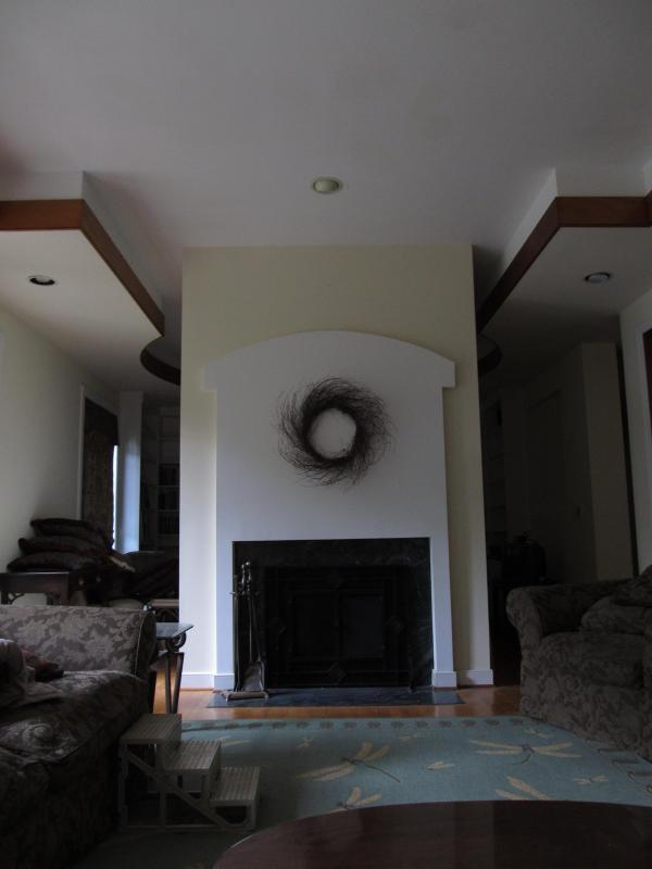 Interior Fireplace - Mews Bed and Breakfast - A place to rest your wing - Purcellville - rentals