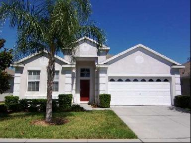 A well equiped large 4 bedroom 3 batrhroom villa with swimming pool, in a well maintained community. - Fabulous 4 Bedroom  Villa with pool and spa!! - Kissimmee - rentals