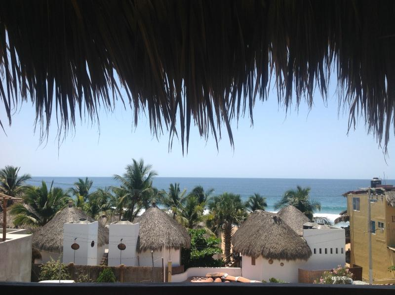 Stay at Casa Mihale in Beautiful San Agustinillo - Casa Mihale-Sweeping Ocean Vistas New Beach Home - San Agustinillo - rentals