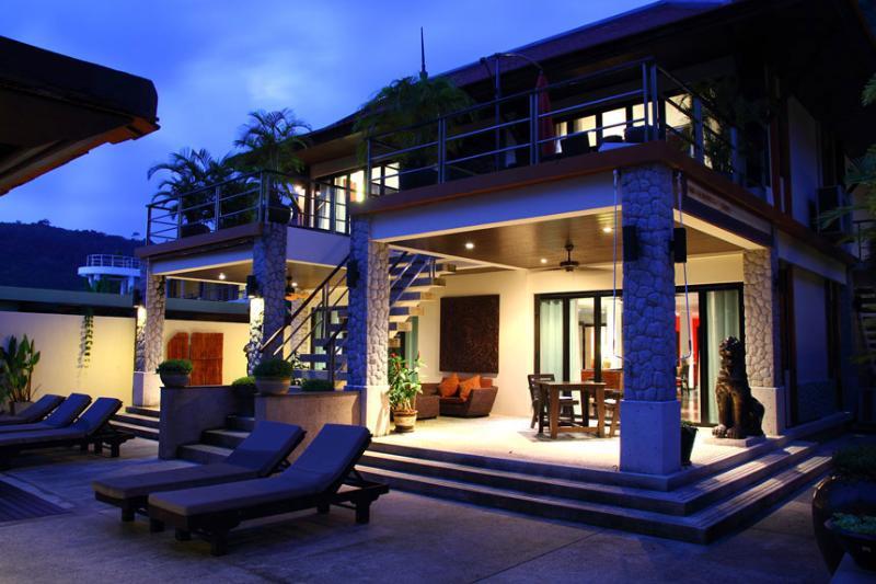 Villa Kalimat - 5 bedroom villa in Patong - Image 1 - Patong - rentals