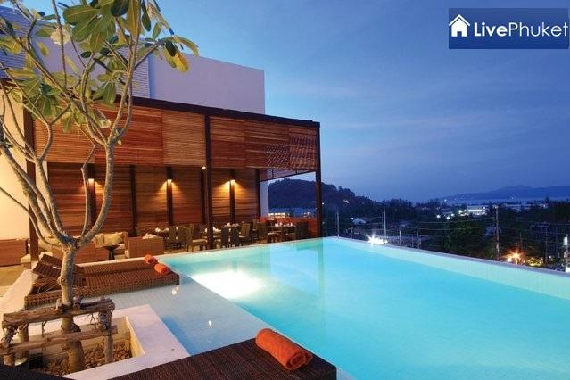 Surins Ultimate Penthouse with Stunning Seaviews - Image 1 - Phuket - rentals