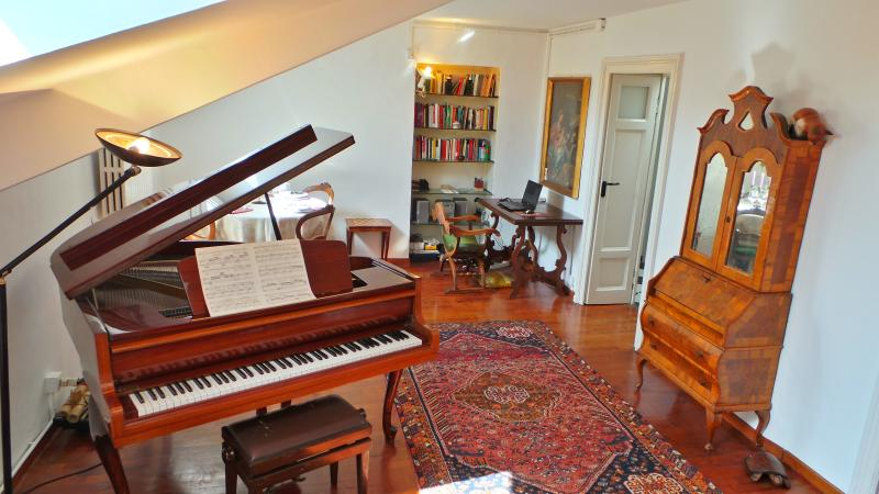 Living with the piano - AleEle - in the Ticinese district with air-cond - Milan - rentals