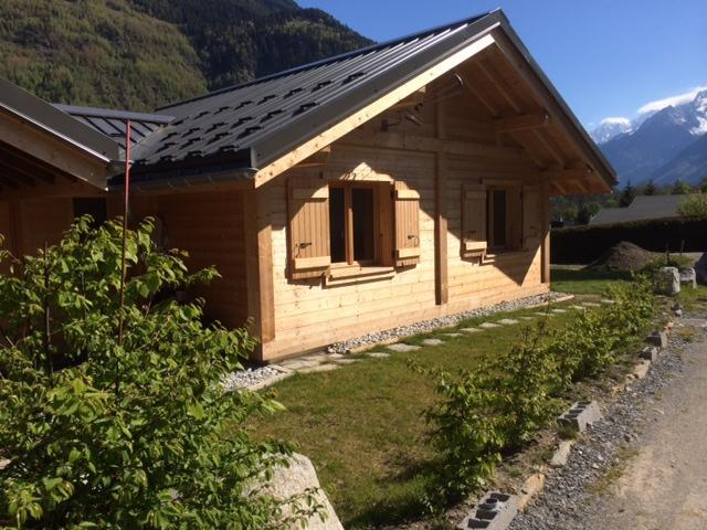 Chalet in les Houches, 6 people in a scandinavian style - Chalet in les Houches, Scandinavian style - Les Houches - rentals
