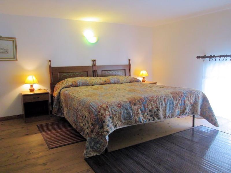 Bedroom on mezzanine - Red Coral Guest House Type 6 Holiday apartment - Alghero - rentals