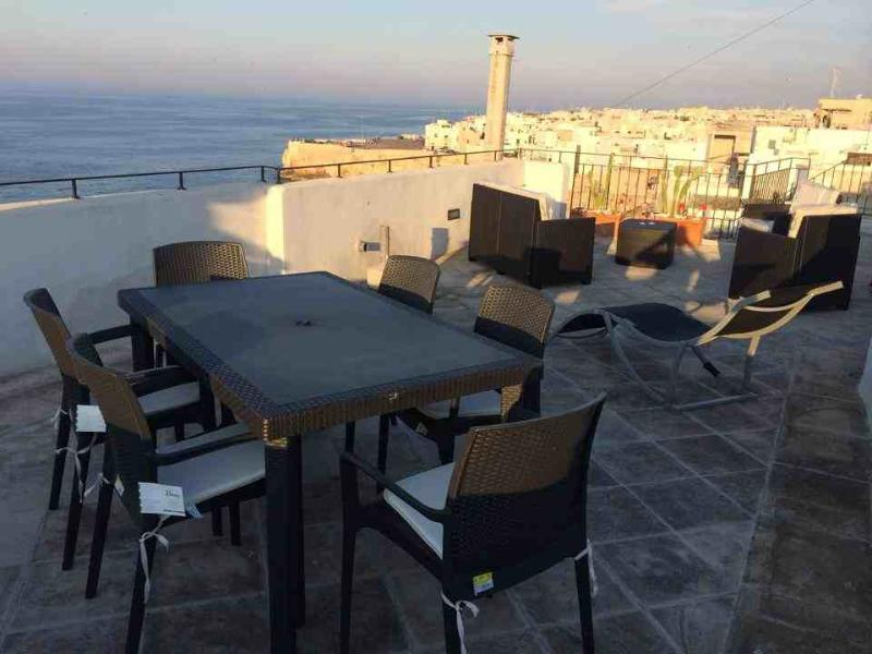 Large private terrace - House in the blue - Polignano a Mare - rentals