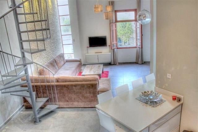 Luxury 2BR Duplex! Old Jaffa 30/18 - Image 1 - Tel Aviv - rentals