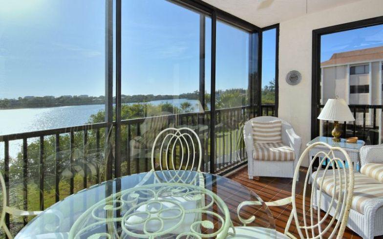 Bayside Balcony - Buttonwood Cove 205 - Longboat Key - rentals