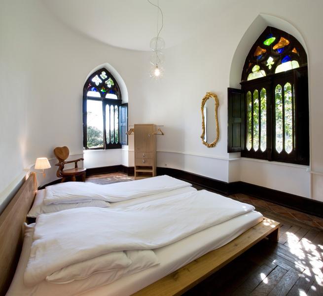 Chapel Bedroom - Château Marteret - Auch - rentals