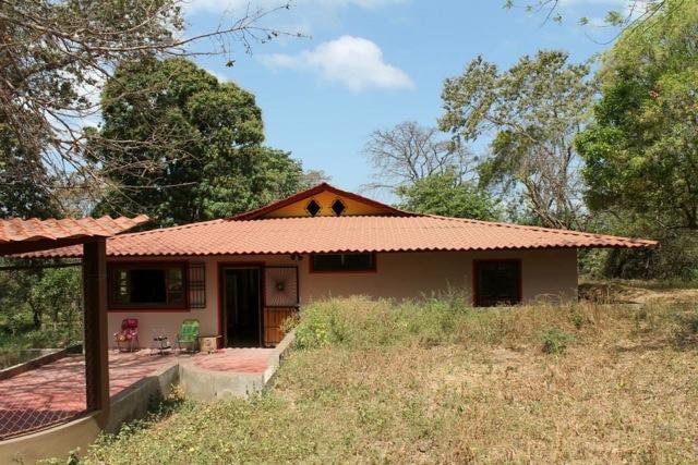 Front of home - Beautiful New Private Ometepe Home on 3 Acres - Moyogalpa - rentals