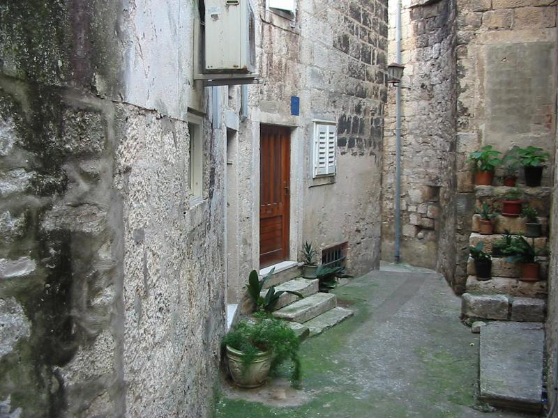 Apartment In The Center Of Old Town Korcula - Image 1 - Korcula - rentals