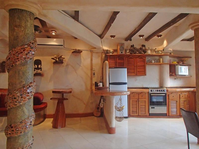 Spacey 3Bd Apt With Ocean View  On 5th Ave - Image 1 - Playa del Carmen - rentals