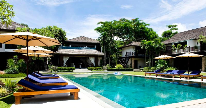 Pool Area - The Tamarind Private Resort, Pattaya - Pattaya - rentals
