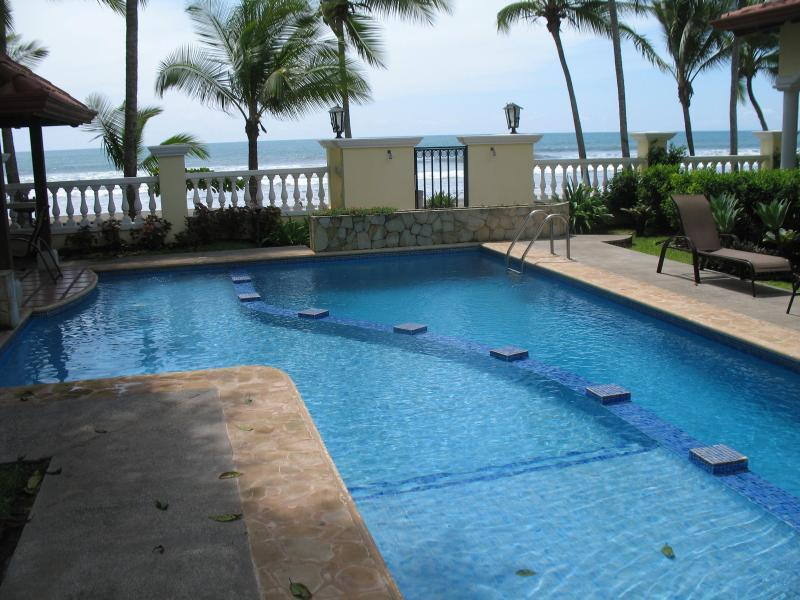 pools - Beautiful beach front 1 bedroom condo! - Puerto Caldera - rentals