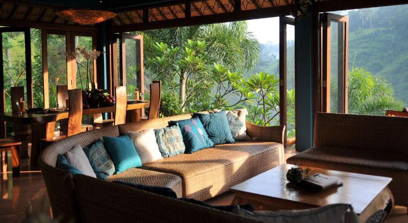 Umah Shanti Villa, a peaceful home in Ubud, Bali - Image 1 - Ubud - rentals