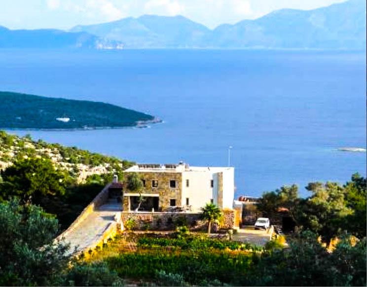 Silence in a Spectacular view - Image 1 - Bodrum - rentals