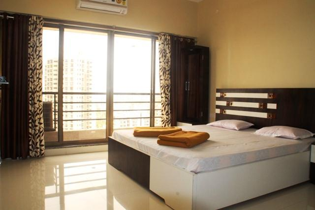 3 Bedroom Luxury Bed & Breakfast in Goregaon East - Image 1 - Mumbai (Bombay) - rentals