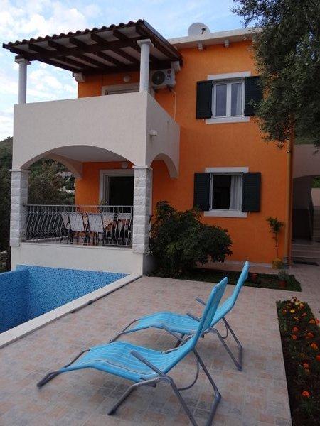 VILLA ORANGE. - villa orange - Budva - rentals