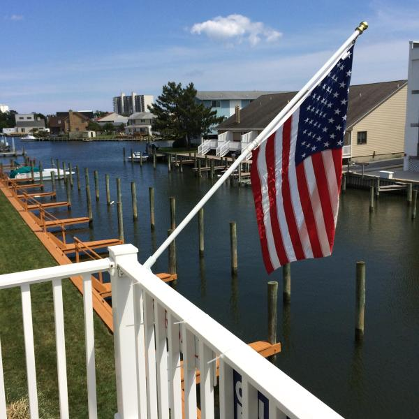 Immaculate Waterfront Town Home - Image 1 - Ocean City - rentals