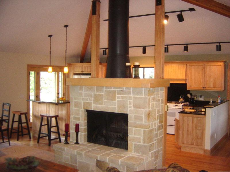 Part of Great Room looking into kitchen - Large, Beautiful Sun Valley (Elkhorn) Home - Sun Valley - rentals
