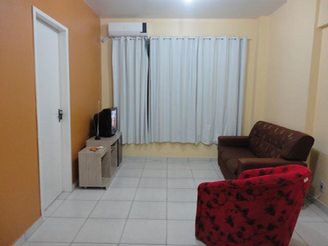 SALA DE ESTAR - TV - RESIDENTIAL GALLERY 1105 - Porto Alegre - rentals