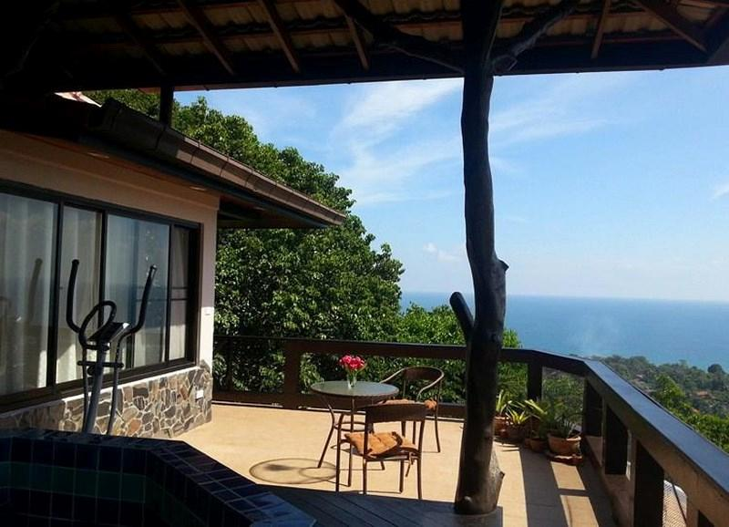 Sea View Terrace with Jacuzzi - Sea View Penthouse with Jacuzzi - Maret - rentals