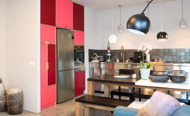 Super central new luxury desighed 1br apartment - Image 1 - Gedera - rentals
